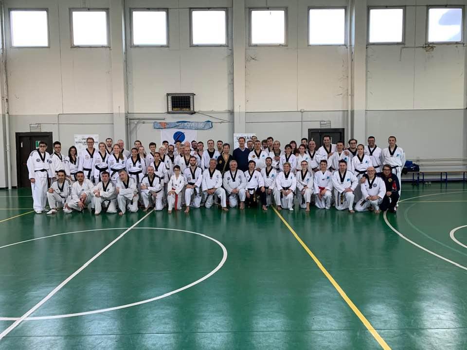Corso di aggiornamento Nazionale Taekwondo